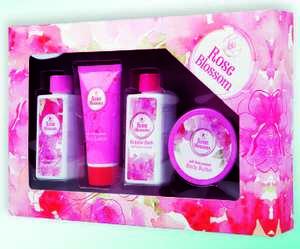 Rose Blossom Geschenk-Set
