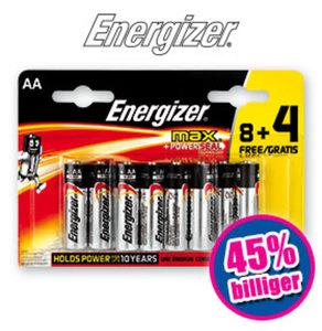 Energizer Max Power Seal