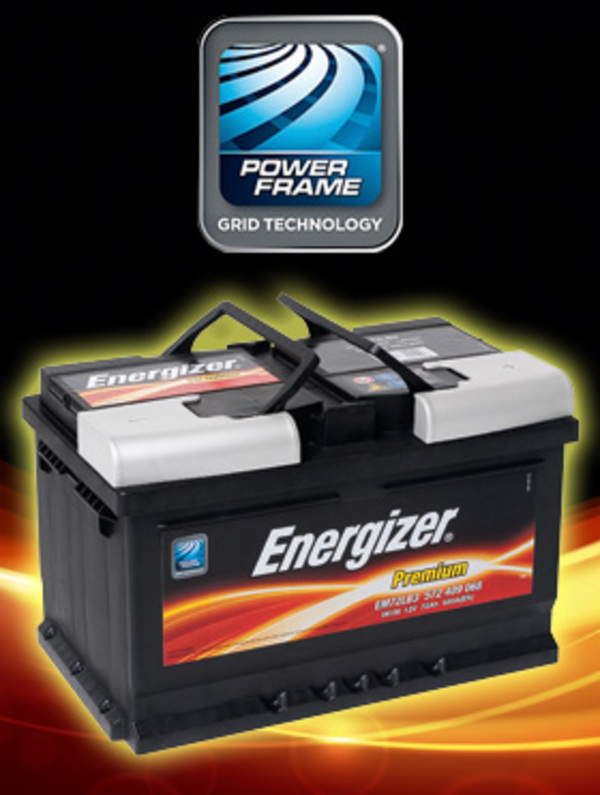 energizer starter batterie 60 ah von norma ansehen. Black Bedroom Furniture Sets. Home Design Ideas