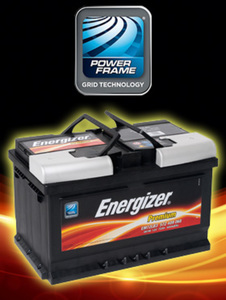 Energizer-Starter-Batterie 72 Ah