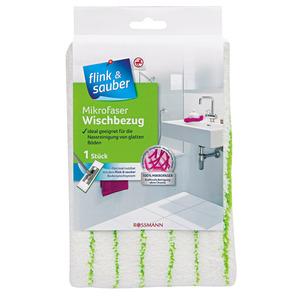 flink & sauber              Mikrofaser Wischbezug