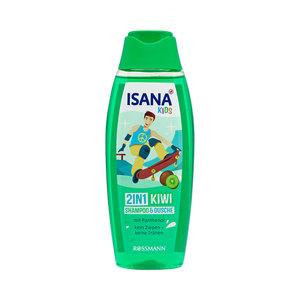 ISANA Kids              2in1 Kiwi Shampoo & Dusche