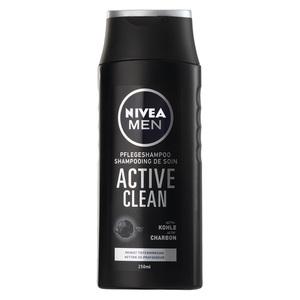 NIVEA MEN              Pflegeshampoo Active Clean