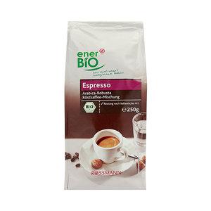 enerBiO              Bio Espresso
