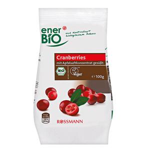 enerBiO              Bio Cranberries