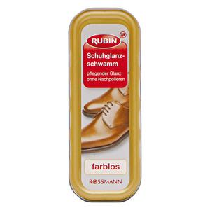 Rubin              Schuhglanzschwamm farblos