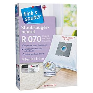 flink & sauber              Staubsaugerbeutel R 070