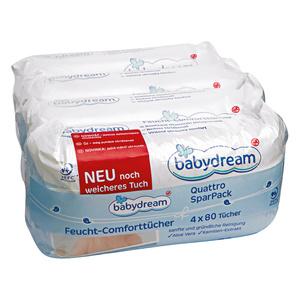 babydream              Feucht-Comforttücher