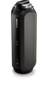 PHILIPS Mobiler Lautsprecher BT6600B schwarz