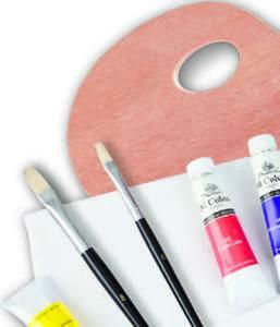 Keilrahmen-Set Ölfarben