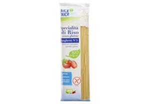 Rice & Rice Spaghetti 100 % Reis