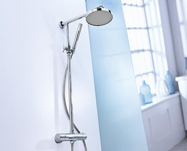 easy home wellness duschs ule von aldi s d ansehen. Black Bedroom Furniture Sets. Home Design Ideas