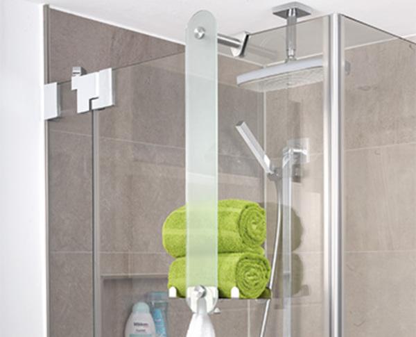 Easy home badetuchhalter sortiment von aldi s d ansehen for Glas handtuchhalter aldi