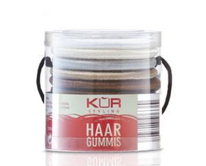 KÜR STYLING Haargummi-Set