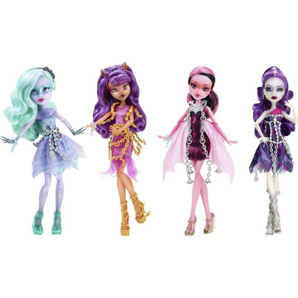 Ziemlich Monster High Freaky Fusion Farbseiten Fotos - Entry Level ...