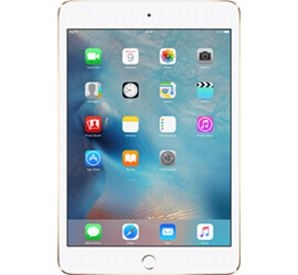 received tablet apple ipad mini 4 mobile data there trick that