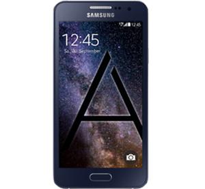 Samsung Galaxy A3 schwarz