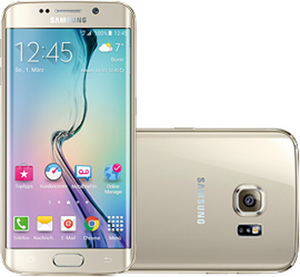 Samsung Galaxy S6 edge 64 GB gold