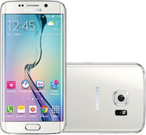 Samsung Galaxy S6 edge 128 GB weiß