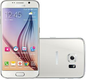 Samsung Galaxy S6 64 GB weiß