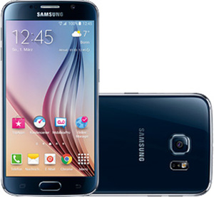 Samsung Galaxy S6 64 GB schwarz