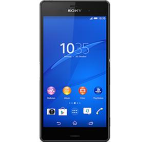 Sony Xperia Z3 schwarz