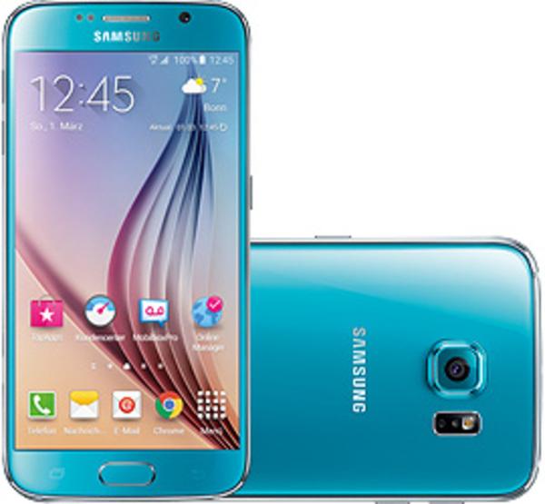 Samsung Galaxy S6 64 Gb Blau Von Ansehen Discountode