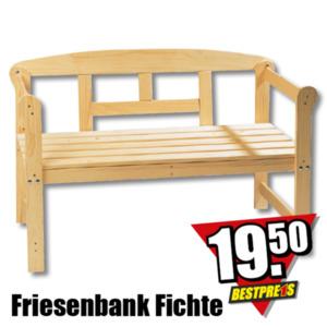 Friesenbank Fichte