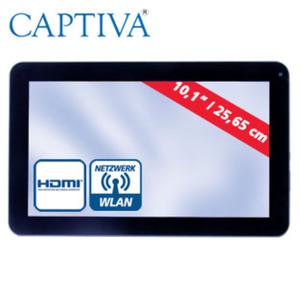 Multimedia-Tablet-PC Pad 10.1 3G mit Quad-Core
