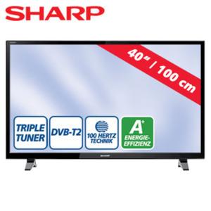 40 Zoll-FullHD-LED-TV LC-40CFE4042E