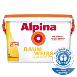 Alpina Raumweiß