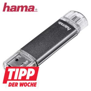 2-in-1-USB-Stick Laeta Twin 32 GB