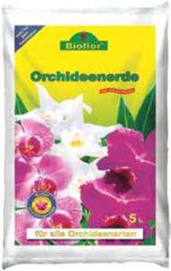 Bioflor Orchideenerde