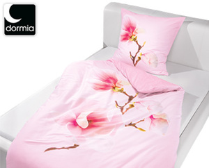 DORMIA® Bettwäsche Mako-Satin Digitaldruck