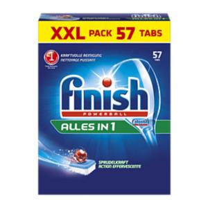 Finish Alles in 1 Regular 57 Tabs