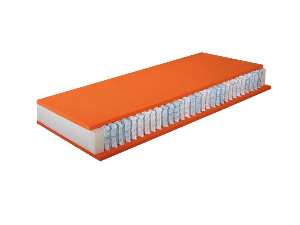 Bild 3 von Hn8 Schlafsysteme 7-Zonen Tonnen-Taschenfederkernmatratze Dynamic TFK