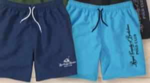 Royal Berkshire Polo Herren Schwimmshorts