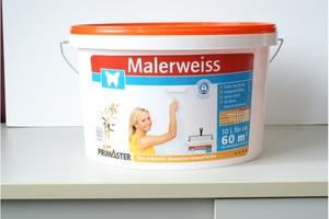 Primaster Malerweiss 10 l l