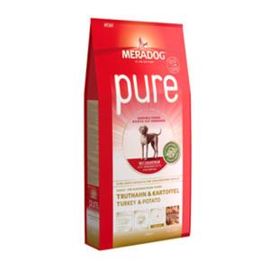 MeraDog Pure Truthahn & Kartoffel 12,5kg