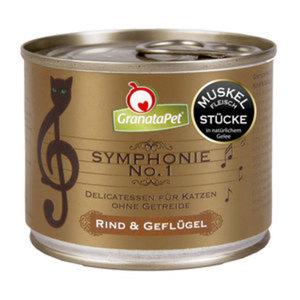 GranataPet Symphonie 6x200g