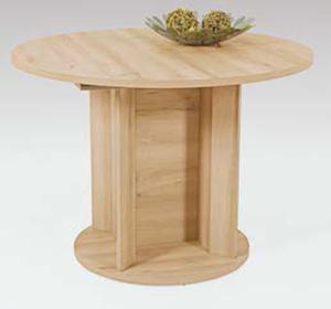 Tisch in verschiedenen Formen erhältlich