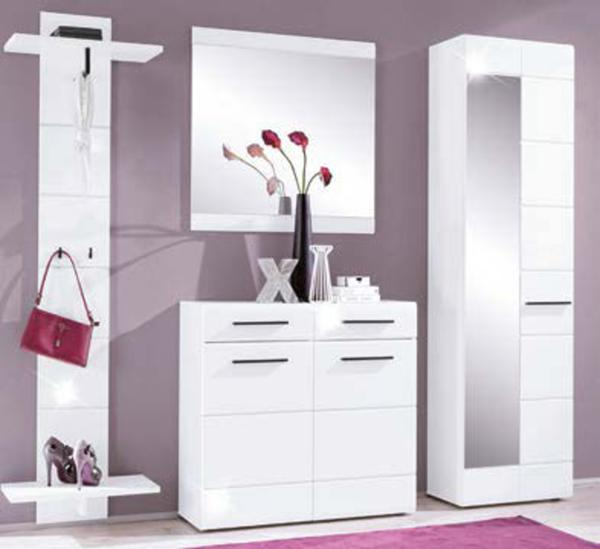 schuhschrank hochglanz wei von m bel boss ansehen. Black Bedroom Furniture Sets. Home Design Ideas
