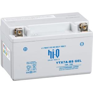 Hi-Q         Gel-Batterie MG7A-BS-C (YTX7A-BS) 12V, 7Ah