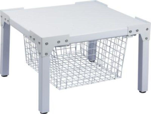 waschmaschinen untergestell mit korb von ansehen. Black Bedroom Furniture Sets. Home Design Ideas