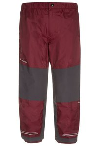Vaude ESCAPE IV Stoffhose claret red