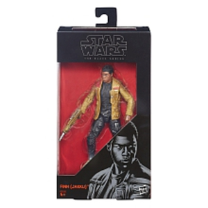 Hasbro Star Wars - Episode 7, Black Series Finn Jakku Figur 6
