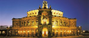 InterCity Dresden & Semperoper