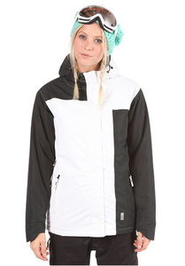 Light Crusader Jacket 2012 - Snowboardjacke für Damen - Weiß