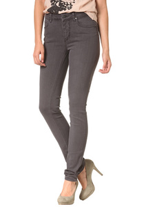 Selected Femme Annie Denim - Jeans für Damen - Grau