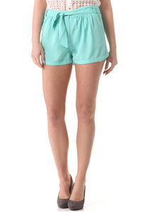 minimum Playa - Shorts für Damen - Blau